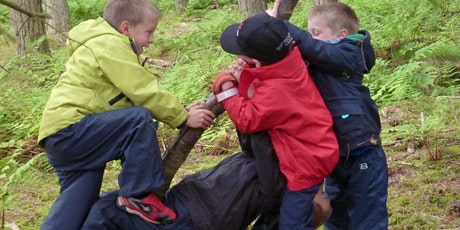 Curriculum-led Outdoor Learning and Play for First Level (Aberdeen) tickets