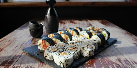 Salvage Hausu Vegan Sushi Pop-up @ Heart&Dagger tickets