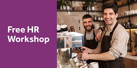 Free HR Workshop for Employers – Getting Back to Business tickets