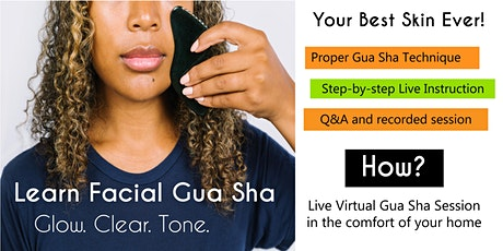 Virtual Facial Gua Sha Essentials tickets