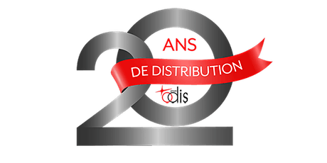 Salon régional  Odis  : 20 ans de distribution tickets
