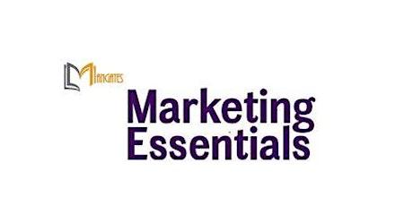 Marketing Essentials 1 Day Training in Dusseldorf tickets
