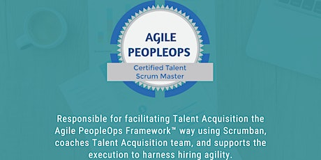 APF Certified Talent Scrum Master (APF CTSM)™|Sep12 -Sep13 ,  2020 tickets