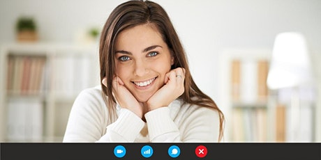 Virtual Speed Dating - Italian/Italian American Ages 30-45 from NY/NJ area tickets