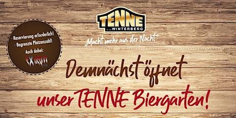 Tenne-Kirmesfrühschoppen Tickets