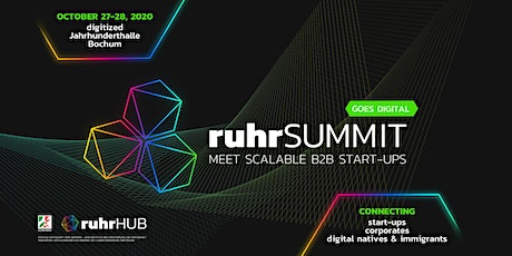 ruhrSUMMIT 2020 tickets