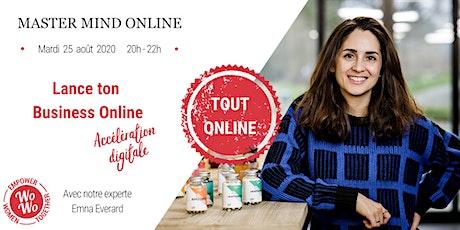 Lance ton Business Online - Emna Everard billets