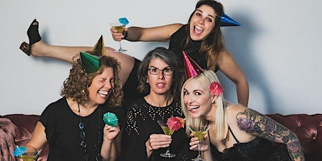 The Motherhood Comedy -  Mums Gone Wild - Comedy Lounge tickets