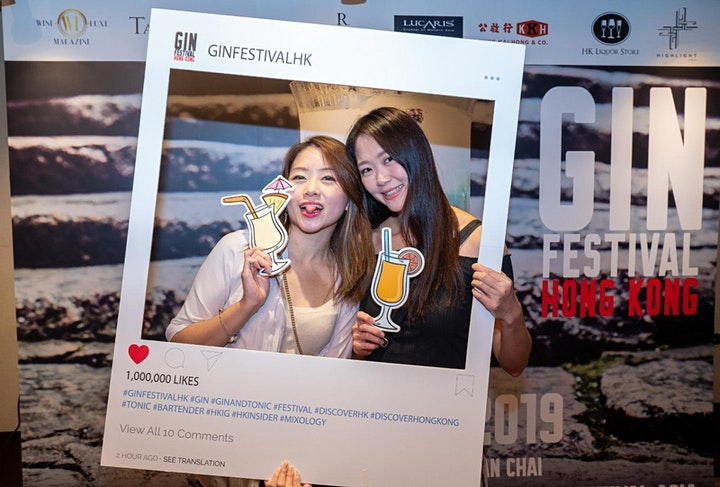 Wine Luxe 10th Anniversary presents: Drinkination Hong Kong 2020 image
