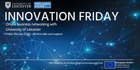 Innovation Friday Online tickets