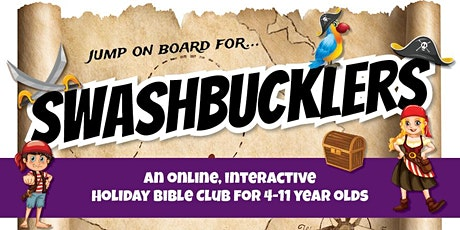 Swashbucklers Holiday Bible Club tickets