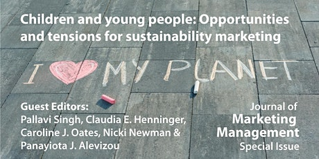 Meet the SI Editors - Children/Young People & Sustainability JMM -Webinar tickets