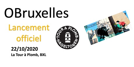 Lancement officiel de OBRUXELLES tickets