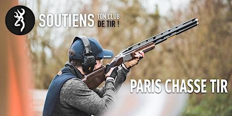 Soutiens ton club de tir : Paris Chasse Tir (77) billets