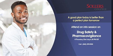 Career and Internship Opportunities in Drug Safety and Pharmacovigilance tickets