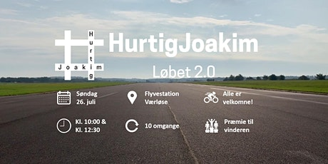 #HurtigJoakimLøbet 2.0 I The Force Awakens tickets