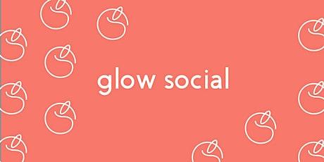 Glow Social Womens Sweatworking | GRL PWR tickets