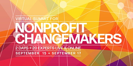 TopNonprofits' Virtual Summit for Nonprofit Change Makers tickets