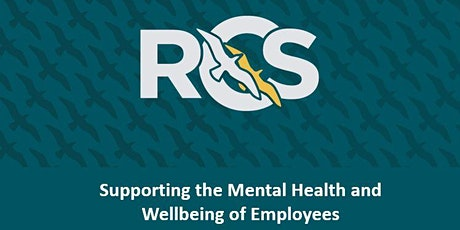 Supporting the Mental Health & Wellbeing of Employees tickets