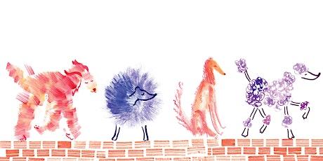 Watercolour Dogs (online class) tickets