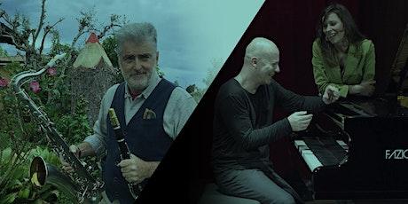"Daniele D'Agaro + Elsa Martin e Stefano Battaglia ""Anima Mundi"" biglietti"