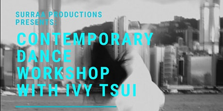 Contemporary Dance workshop with Ivy Tsui tickets