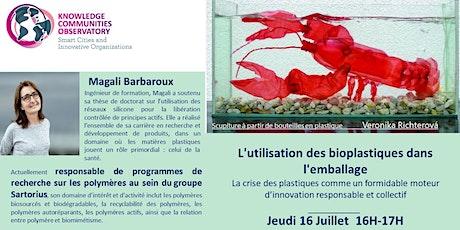 Innovation responsable -L'utilisation des bioplastiques dans l'emballage billets