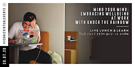 Mind Your Mind: Embracing Wellbeing at Work tickets