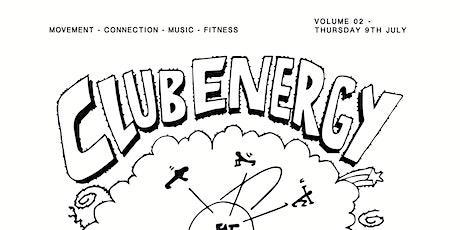 CLUB ENERGY VOLUME 03 tickets