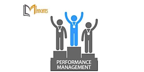 Performance Management 1 Day Virtual Live Training in Hamburg Tickets