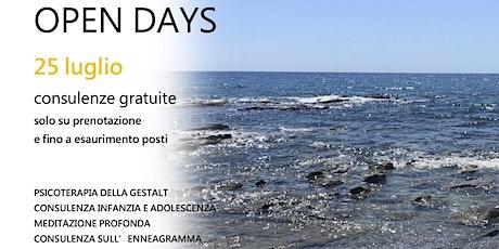OPEN DAYS al GIARDINO DI STIBBIOLO ONLUS biglietti
