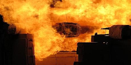 Fire Performance of FRPs with Nigel Keen bilhetes