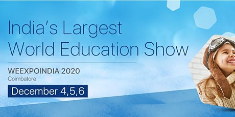 India's Largest World Education Show tickets