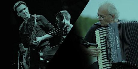 Federico Missio & Giulio Scaramella + Taximi biglietti