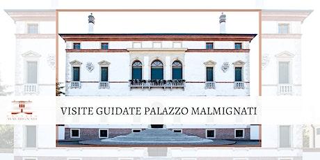 Palazzo Malmignati - Visite Guidate biglietti