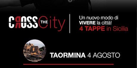 Cross the City Sicilia - TAORMINA biglietti