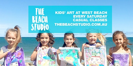 The Beach Studio - Kids' Art Classes tickets