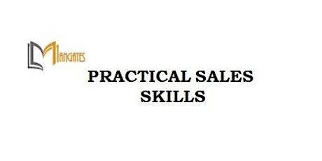 Practical Sales Skills 1 Day Training in Stuttgart tickets