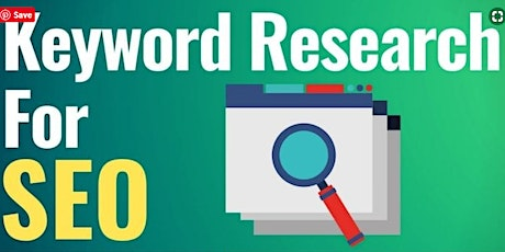Keyword Research for SEO: Tips & Tools in 2020[Live Webinar] in Orange tickets