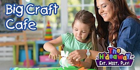 Craft Cafe - Frozen 2 tickets