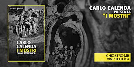 CARLO CALENDA presenta I MOSTRI  a VENEZIA biglietti