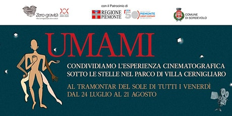 UMAMI | CINEMA SOTTO LE STELLE tickets