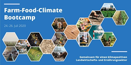 Farm-Food-Climate Challenge – Bootcamp Tickets