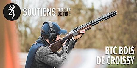 Soutiens ton club de tir : BTC Bois de Croissy (60) billets