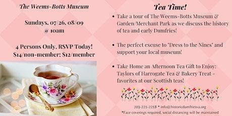 Tea Time! tickets