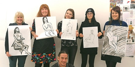 Life Drawing Workshop: Autumn Season tickets