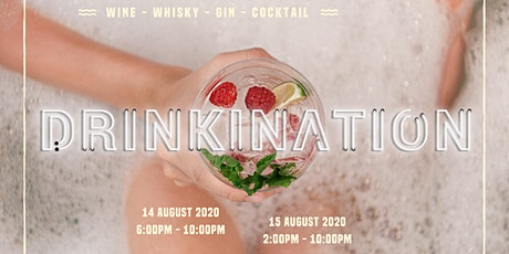 Wine Luxe 10th Anniversary presents: Drinkination Hong Kong 2020 tickets