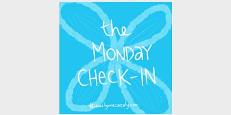 the Monday check in - with Lynne Cazaly tickets