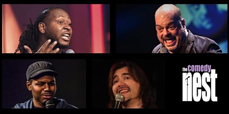 Seriously Funny - July 16, 17, 18 at The Comedy Nest tickets