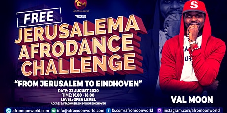 Free Jerusalem Afro Challenge Outdoor | For everyone tickets